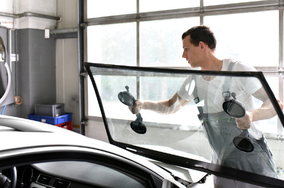 Windshield Crack Repair Services